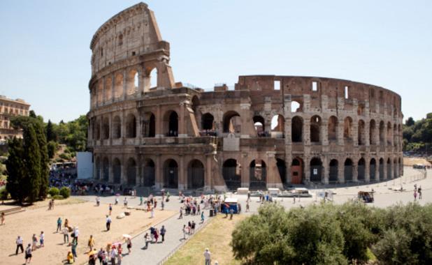 Древен Рим, Колизеум