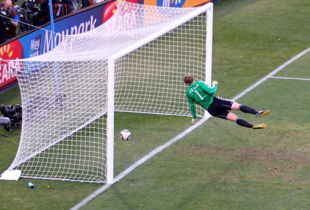 Незачетеният гол на Франк Лапмард срещу Германия на Мондиал 2010
