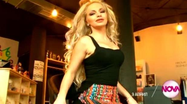 Мис Джуки Габриела Радославова в риалити формат на Нова телевизия