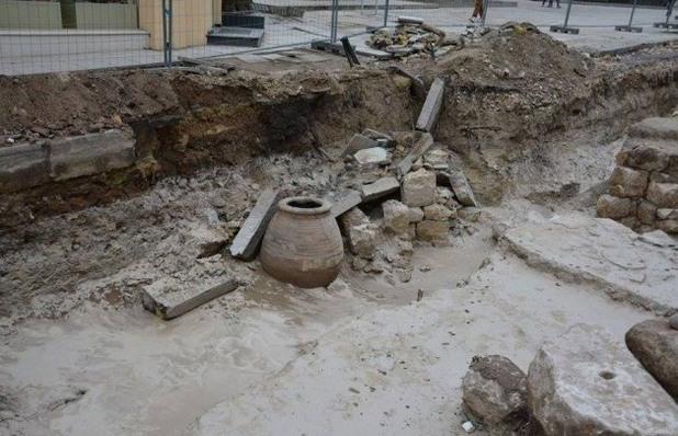 Делва на 1500 години, открита в центъра на Варна