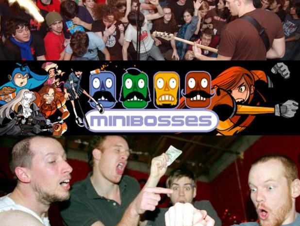 Minibosses