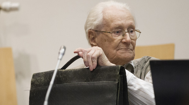 Старт на делото срещу счетоводителя на Аушвиц Оскар Грьонинг