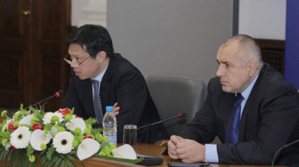 Бойко Борисов и Хойт Ий