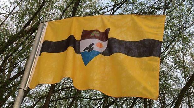 Знамето на Либерландия