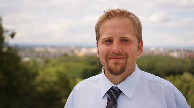 Президентът на Либерландия Вит Йедличка