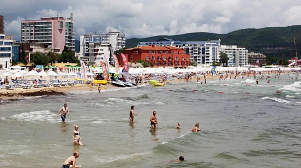 Хотели по морето