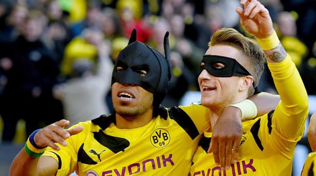 Батман и Робин от Борусия Дортмунд