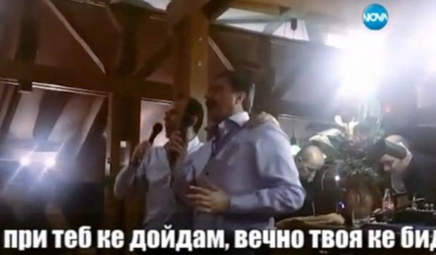 Цветан Василев и Иван Искров пеят заедно