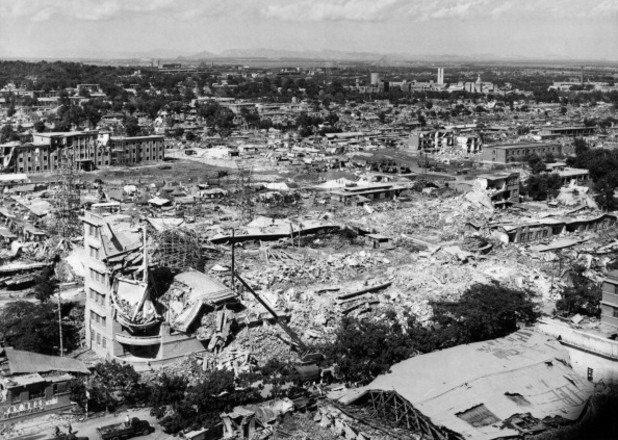 таншанско земетресение