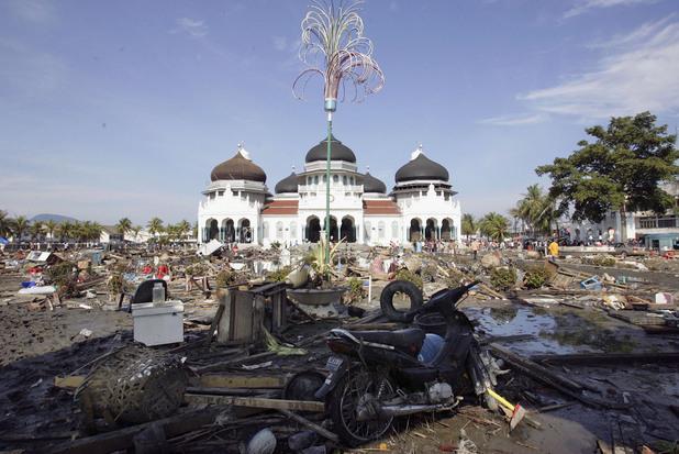 Земетресение в Индийския океан