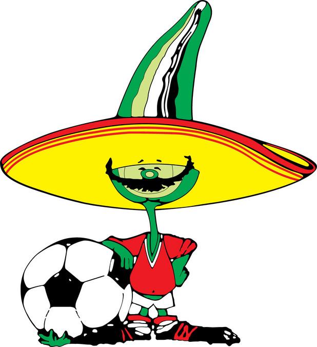 Мексико 1986