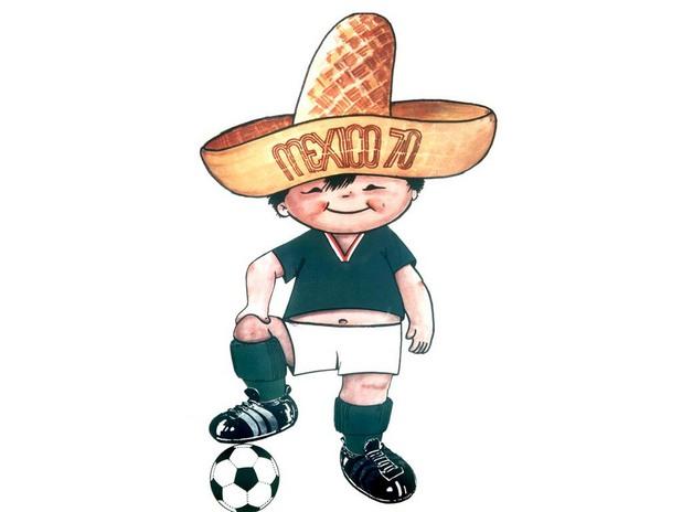 Мексико 1970