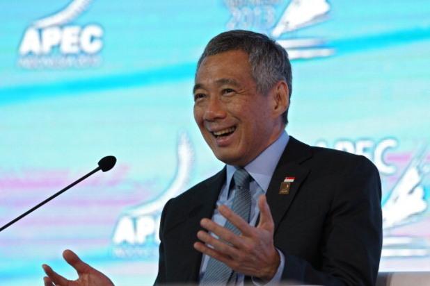 премиерът на сингапур ли сиен лун