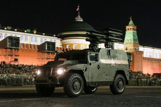 репетиция за парада в москва на 9 май 2015