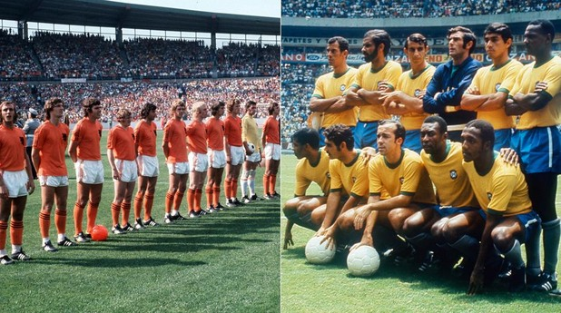 Холандия и Бразилия