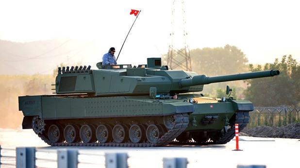 1. Altay (Турция)