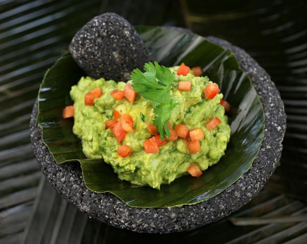 авокадо, гуакамоле