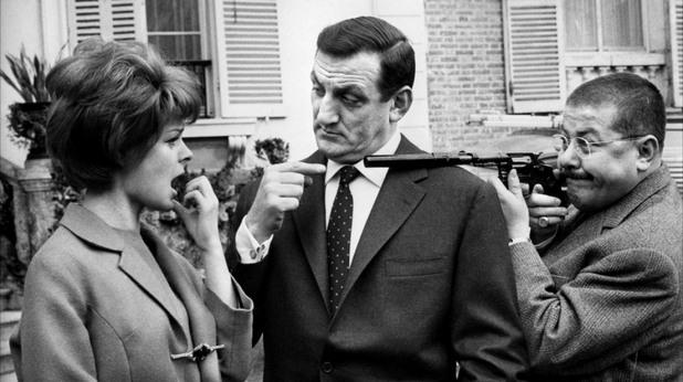 Стрелящи чичовци, Les tontons flingueurs, 1963