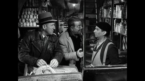 Преминаване през Париж, La traversee de Paris, 1956