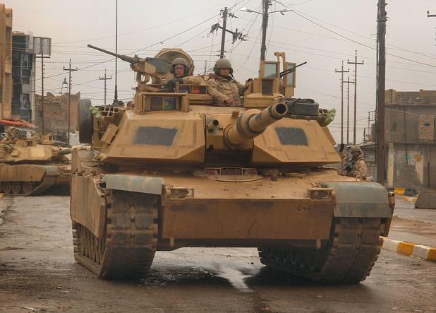 М1 Abrams (САЩ)