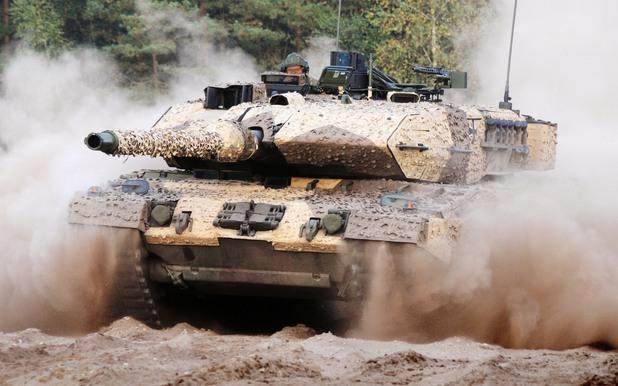 Leopard 2 (Германия)