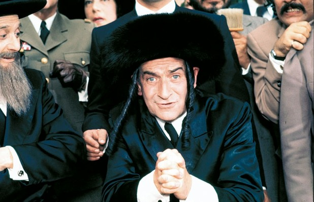 Приключенията на равина Жакоб, Rabbi Jacob (1973)