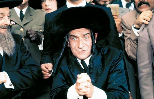 Приключенията на равина Жакоб, Rabbi Jacob (1973)