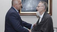 Собственикът на IKEA Ингвар Кампрад на среща с министър-председателя Бойко Борисов