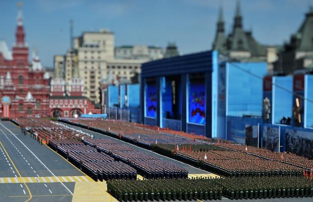 9 май, Ден на победата в Москва