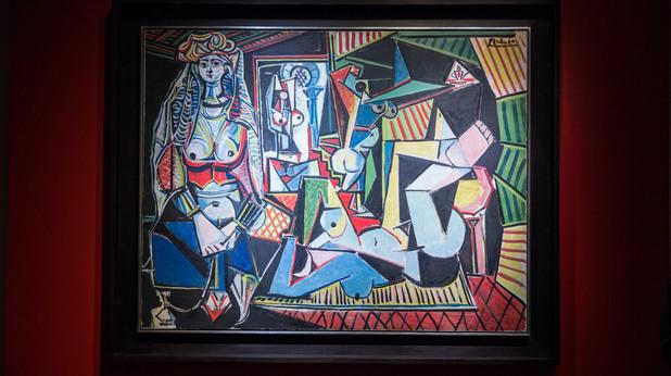 """Картината """"Алжирски жени"""" Версия О на Пабло Пикасо бе продадена на търг за рекордната сума от 174 милиона долара в Ню Йорк"""