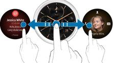 Кръглият часовник на Samsung