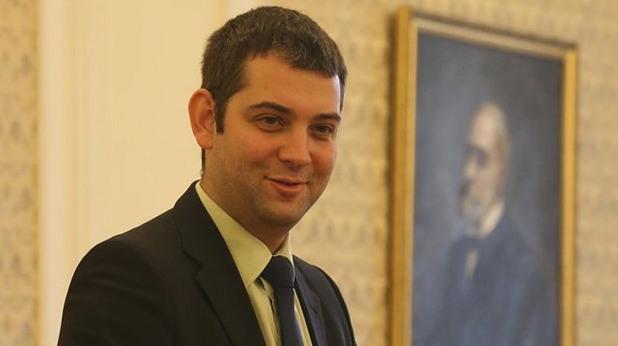 димитър делчев, депутат от реформаторския блок