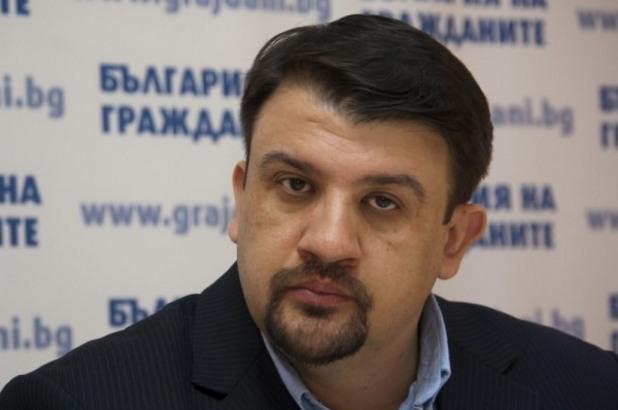 Настимир Ананиев от Движение България на Гражданиет