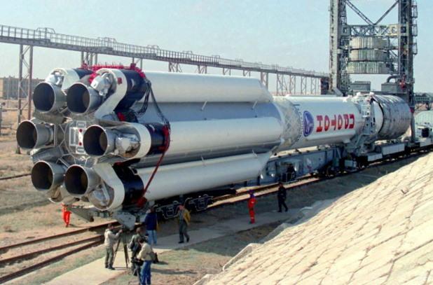 ракета носител протон м