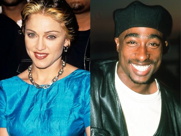 Мадона и Тупак