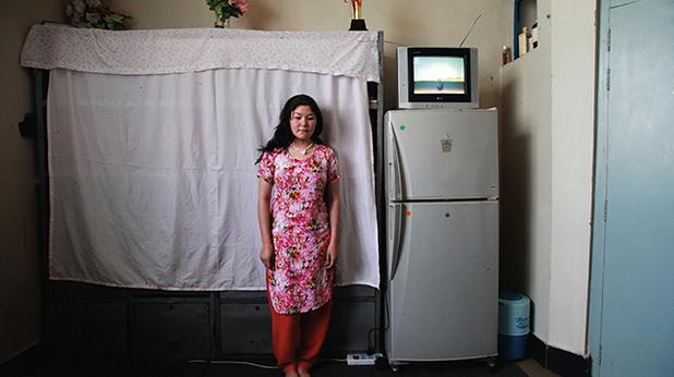 Gabriela Maj, афганистан, жени, затвор