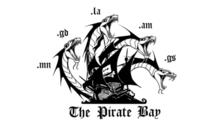 The Pirate Bay с ново лого