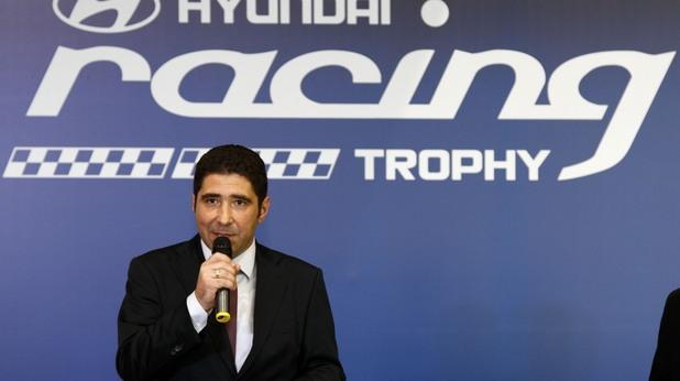 hyundai racing trophy