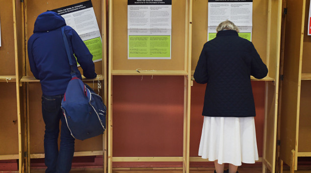 ирландия, референдум, избори, вот, гласуване