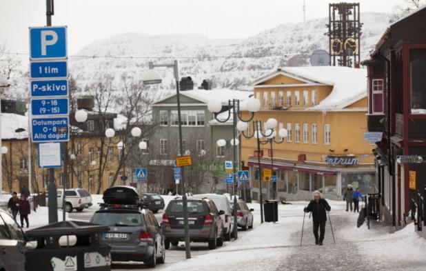 Кируна, Швеция