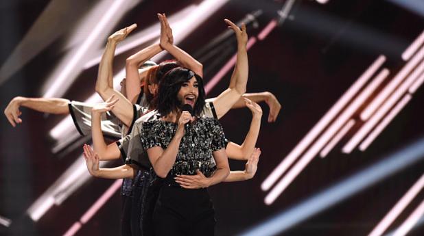 Кончита Вурст, финал на Евровизия