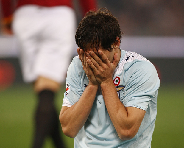 страдащ футболист
