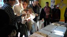 вот, избори, гласуване, избиратели