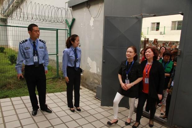 Китай командирова чиновници в затворите като мярка за борба с корупцията