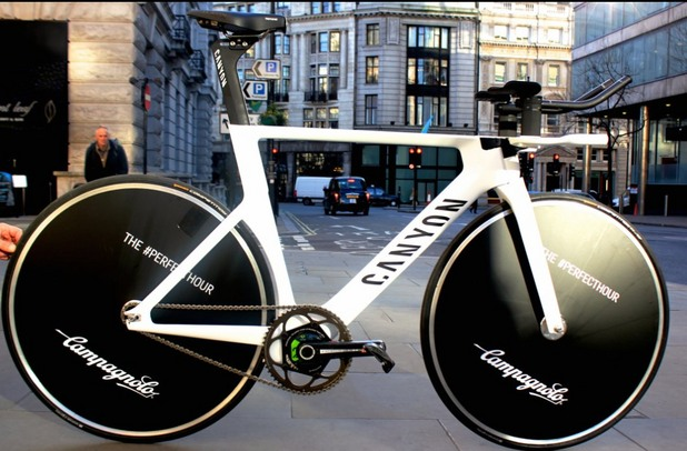 Canyon Speedmax WHR