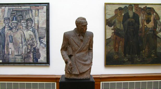 Постоянна експозиция на Националния музеен комплекс