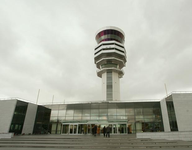 летище брюксел
