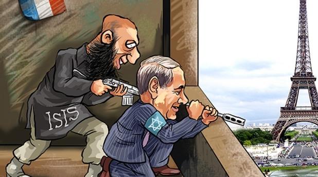 иран, карикатура, карикатури, идил, ислямска държава