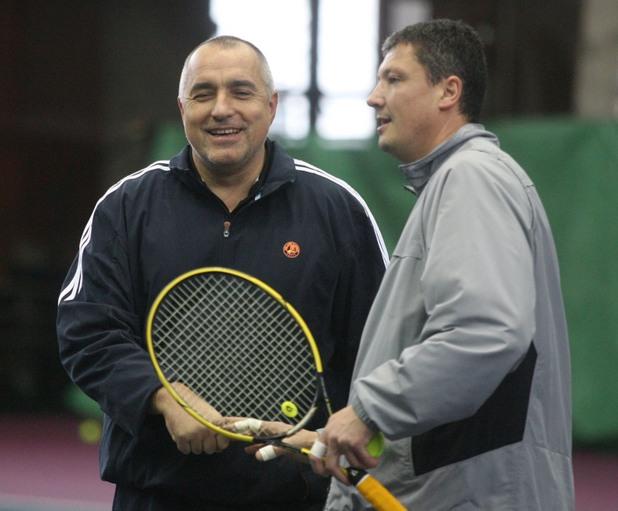 Борисов и Пенев