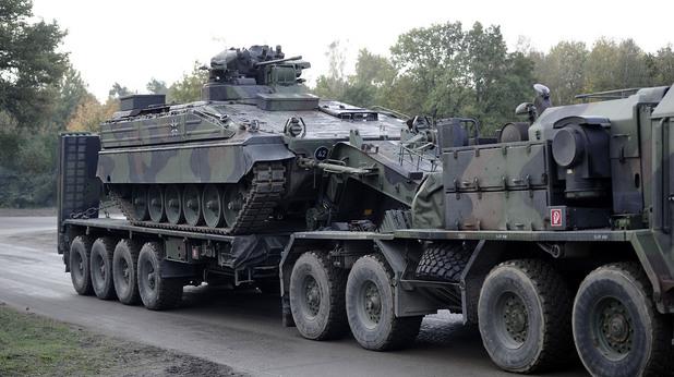 бойна пехотна машина marder